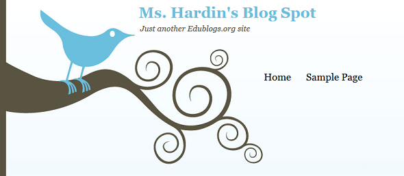 Blogging in formal education?