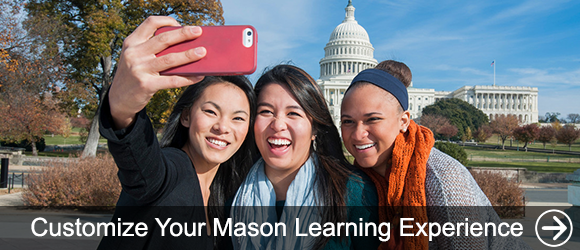 link to Customize Your Mason Learning Experience news article