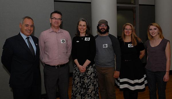 digital public humanities team