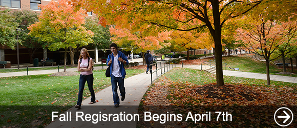 link to Fall Registration Begins April 7th news article