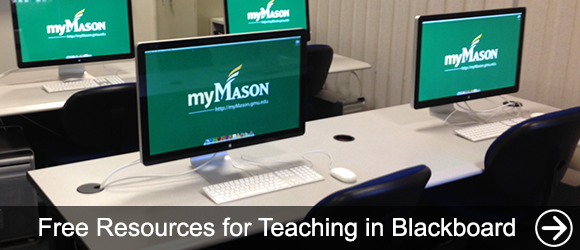 link to Free Resources for Teaching in Blackboard news article