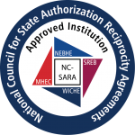 NC-SARA Approved Institution Round Logo