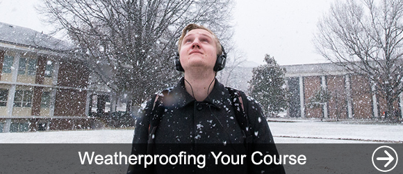 link to Weatherproofing Your Courses news article
